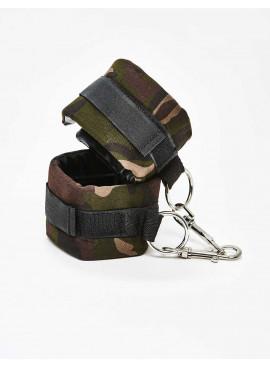Menottes Colt Camo Universal Cuffs