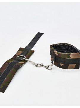 Menottes Colt Camo Universal Cuffs détail