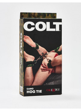 Menottes Colt Camo Hog Tie packaging