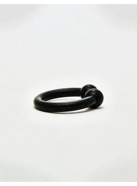Cockring Bullring noir ambiance