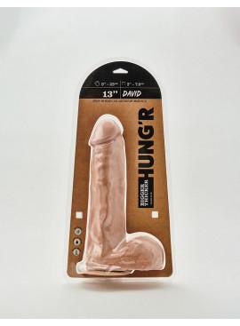 Gode HUNG'R David Flesh packaging