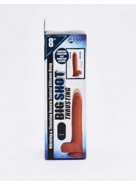 gode xl vibrant thrusting packaging coté