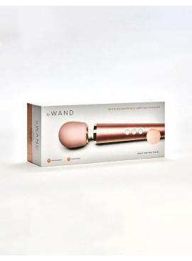 Vibromasseur Le Wand Petite - 6 modes de vibration - Rose
