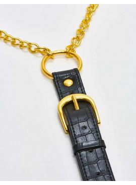 Kit Pinces Tétons Et Cockring Penitentiary détail