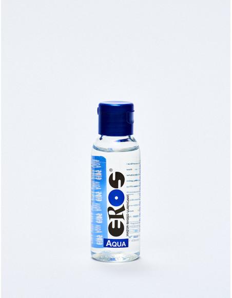 Lubrifiant eau Eros  Aqua  50ml