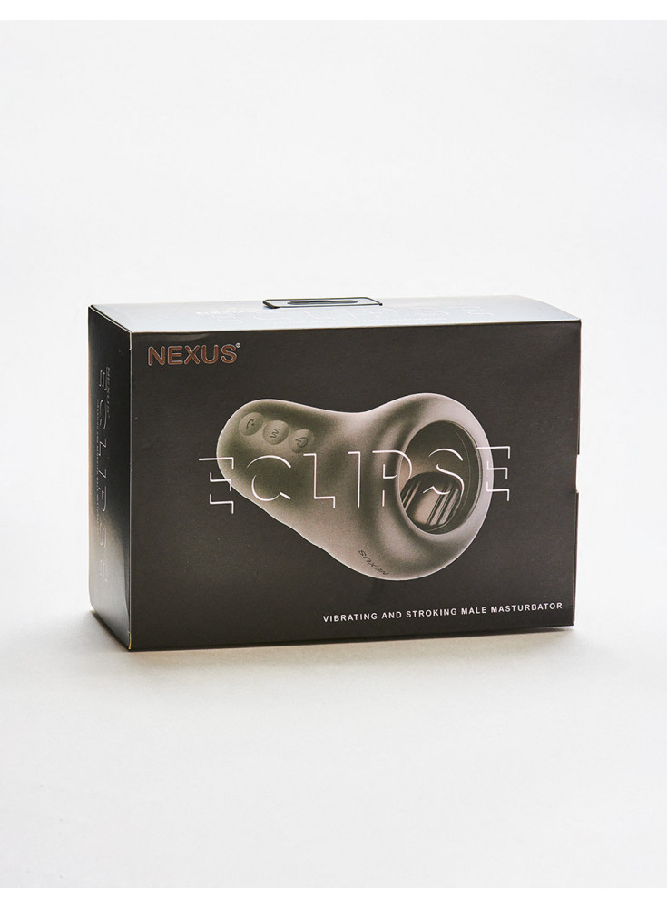 Masturbateur vibrant Nexus Eclipse Vibrating packaging