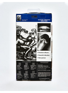 Plug Anal Vibrant Tom Of Finland packaging dos