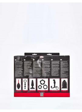 Premium Anal plug packaging dos