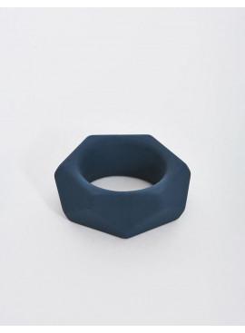 Cockring en silicone Boners en forme de diamant