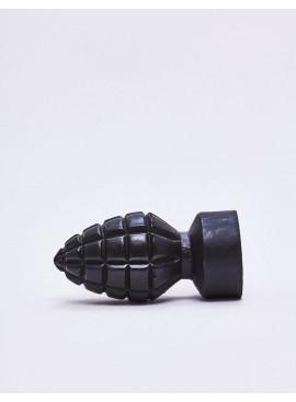 Plug anal en forme de grenade de 15 cm