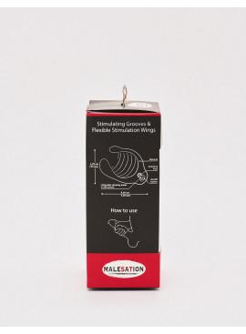 Masturbateur vibrant Vibro Ray packaging côté