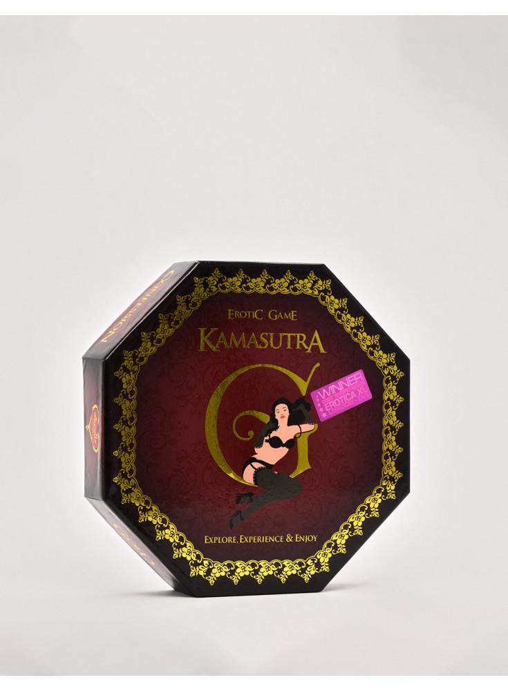 Jeu coquin Kamasutra packaging