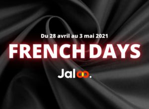 Les French days sont arrivés chez Jaloo
