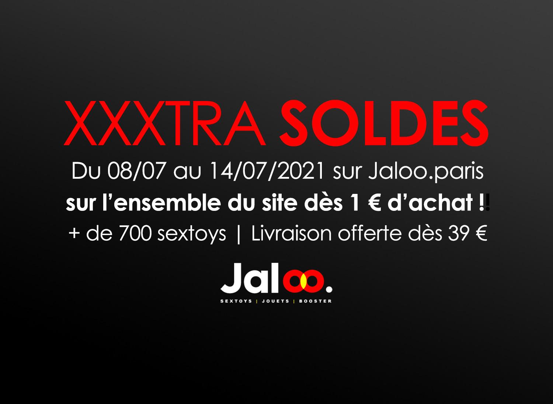 Les soldes d'été sur Jaloo Paris !